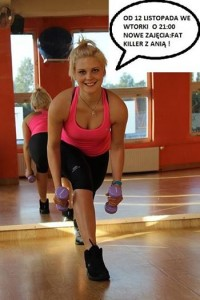 Anna Grzesik fit