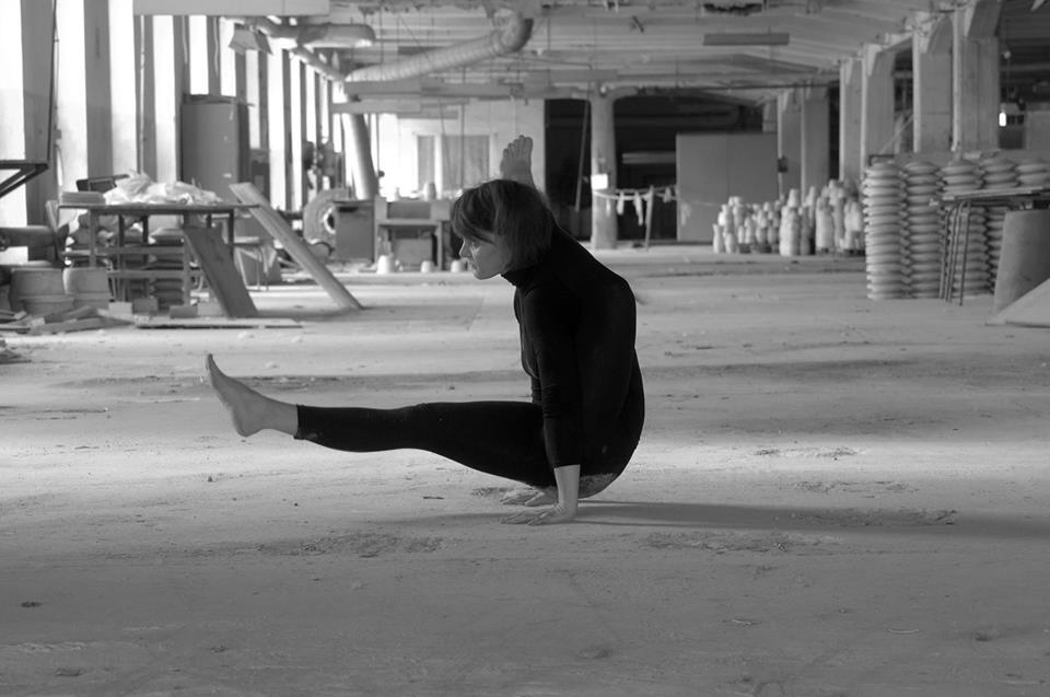 yoga w praktyce